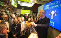 Salon de l'Agriculture : un petit air de campagne pour Bruno Le Maire sur le stand de l'Eure