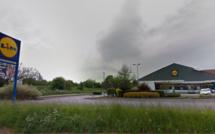 Bosc-le-Hard : des malfaiteurs s'emparent du coffre-fort de Lidl qui contenait 10 000€