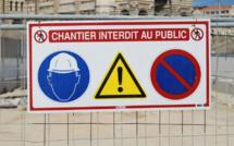 Rouen : des voleurs de cuivre arrêtés près d'un chantier rue Beauvoisine