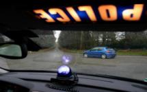 Yvelines : il force un contrôle routier et percute deux véhicules de la brigade anti-criminalité