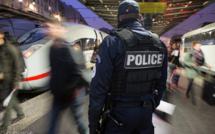 Attaque terroriste à la gare de Versailles : les policiers, dont le RAID, déployés pour un exercice