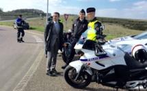 Contrôle de vitesse : une dizaine de conducteurs verbalisés par la police à la sortie d'Évreux
