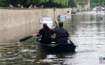 Une femme de 86 ans retrouvée morte, victime des inondations en Seine-et-Marne