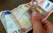 Une jeune femme interpellée dans les Yvelines avec des faux billets de 50€