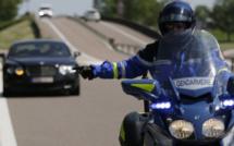 Eure : l'Aston Martin roulait à 201 km/h, l'Alfa Roméo à 197 ! Permis retirés et véhicule confisqué