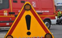 Eure : un motard blessé mortellement dans une collision rue Pierre Bonnard à Vernon