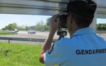 Un motard intercepté à 258 km/h sur l'autoroute A84, entre Caen et Rennes