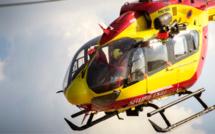 Violente collision à un carrefour à Lieurey (Eure) : deux jeunes gens blessés graves