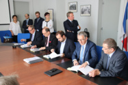 Trois contrats de ruralité signés dans l'Eure avec des communautés de communes