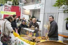 Marché fermier à Evreux